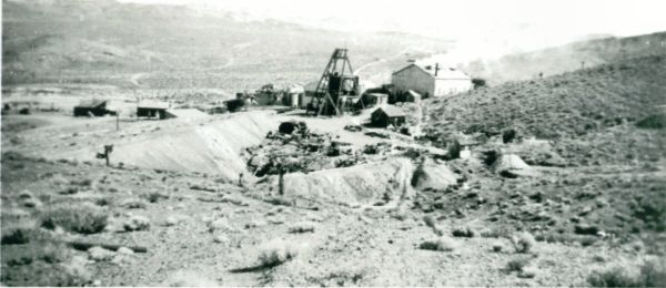 Ohio Mine and Mill Circa 1940